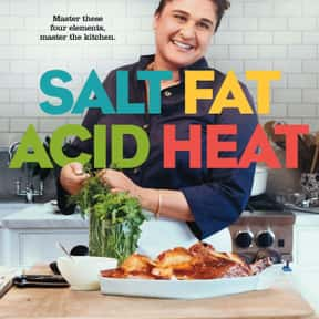 Salt Fat Acid Heat is listed (or ranked) 14 on the list The Best Food Travelogue TV Shows