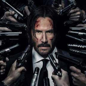 John Wick is listed (or ranked) 11 on the list The Very Best Movie Franchises