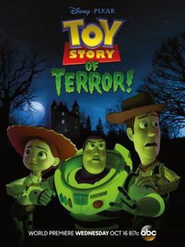 Toy Story of Terror! is listed (or ranked) 7 on the list All the Toy Story Movies (and Shorts), Ranked