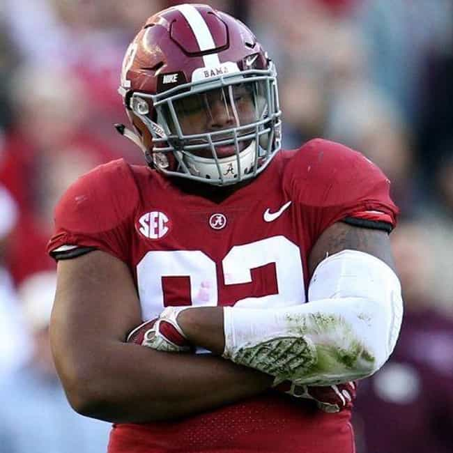 Quinnen Williams is listed (or ranked) 3 on the list Every First-Round Pick In The 2019 NFL Draft, Ranked
