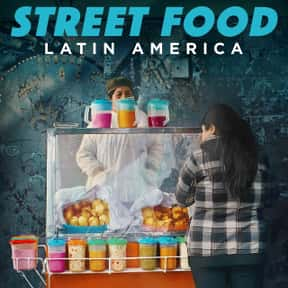 Street Food is listed (or ranked) 6 on the list The Best Food Travelogue TV Shows