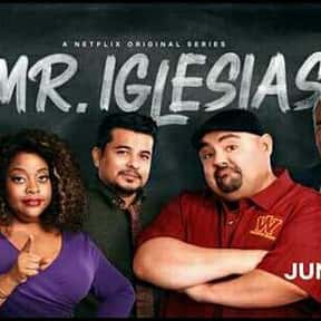 Mr. Iglesias is listed (or ranked) 24 on the list The Best Sitcoms Currently on Netflix