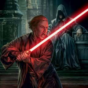 Darth Plagueis is listed (or ranked) 21 on the list Which Star Wars Characters Deserve Spinoff Movies?