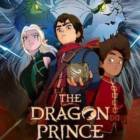 The Dragon Prince is listed (or ranked) 1 on the list The Best Animated Shows On Netflix