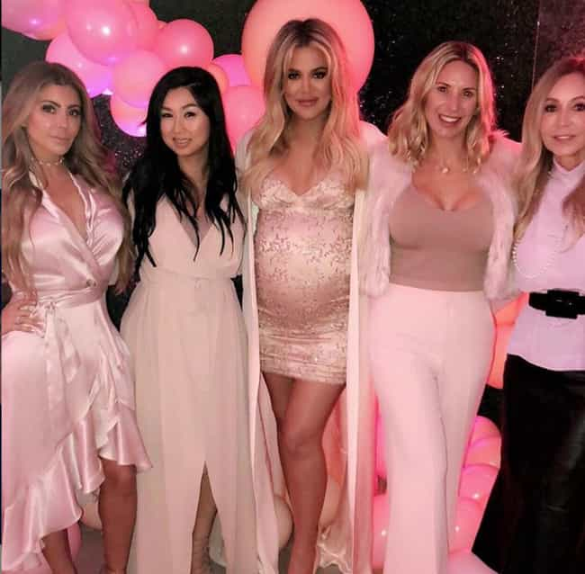 Larsa Pippen is listed (or ranked) 3 on the list All Of Khloe Kardashian's Famous Best Friends