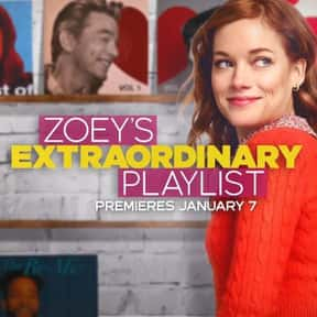 Zoey's Extraordinary Playlist is listed (or ranked) 15 on the list The Best NBC Dramas of All Time