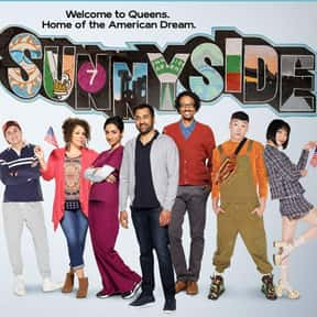 Sunnyside is listed (or ranked) 9 on the list The Most Anticipated New NBC Shows of 2019
