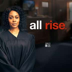 All Rise is listed (or ranked) 19 on the list The Best Television Dramas In 2020