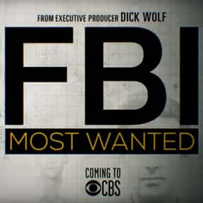 FBI: Most Wanted is listed (or ranked) 16 on the list The Best Current Crime Drama Series