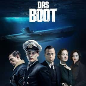 Das Boot is listed (or ranked) 25 on the list The Greatest TV Shows Set in the '40s