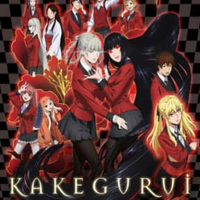 Kakegurui is listed (or ranked) 24 on the list The Best English-Dubbed Anime on Netflix