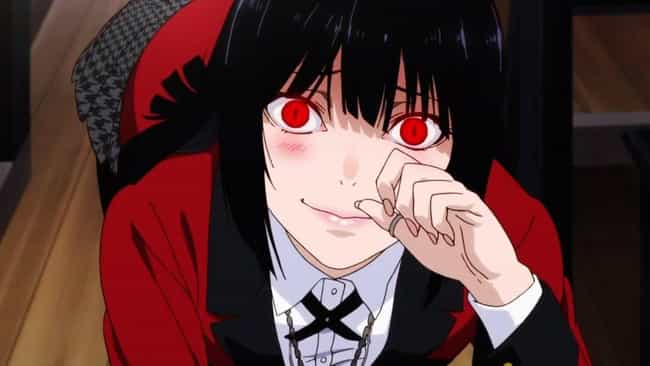 Kakegurui is listed (or ranked) 2 on the list 15 New Anime Coming To Netflix In 2019