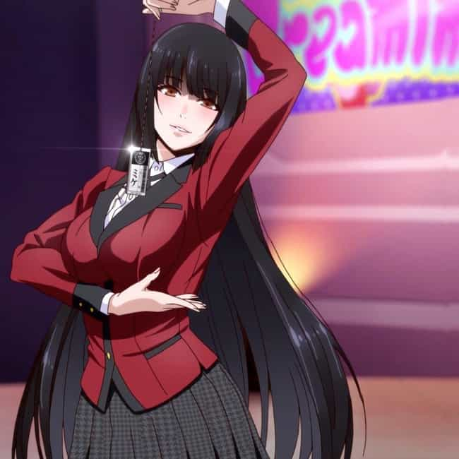 Kakegurui is listed (or ranked) 4 on the list The Best Anime Like Death Parade
