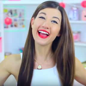 Meg DeAngelis is listed (or ranked) 8 on the list The 50+ Best Influencers Under 25