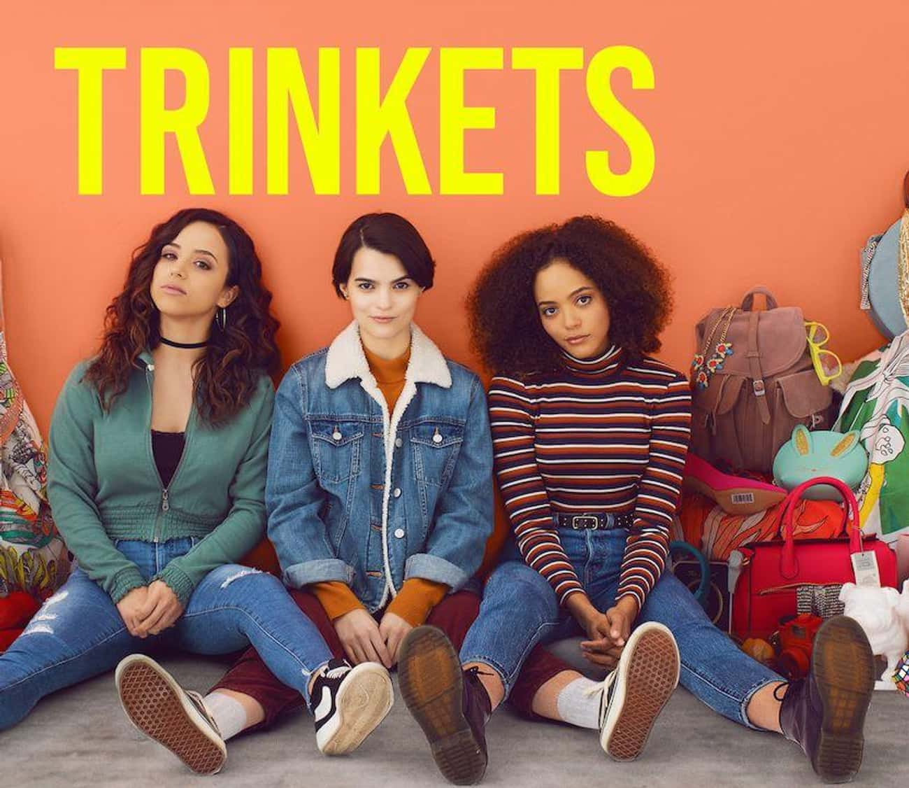 Trinkets is listed (or ranked) 1 on the list What To Watch If You Love 'Grown-ish'