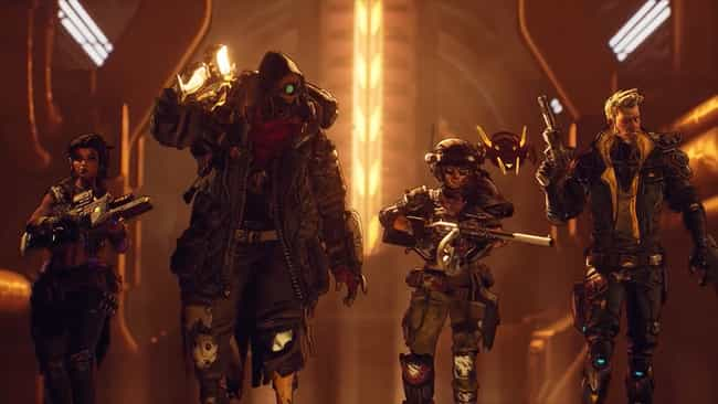 Borderlands 3 is listed (or ranked) 4 on the list The Best Things We Saw At E3 2019