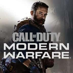 Call of Duty: Modern Warfare is listed (or ranked) 2 on the list The Most Popular Shooter Video Games Right Now