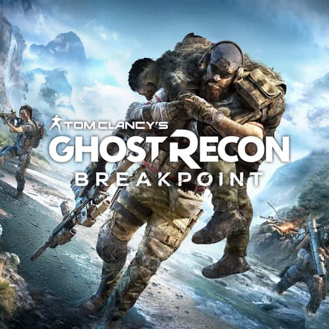 Tom Clancy's Ghost Recon... is listed (or ranked) 2 on the list Great Games For People Who Love 'The Outer Worlds'