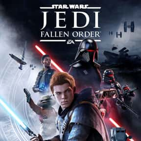 Star Wars Jedi: Fallen Order is listed (or ranked) 2 on the list The Most Popular Sci-Fi Video Games Right Now