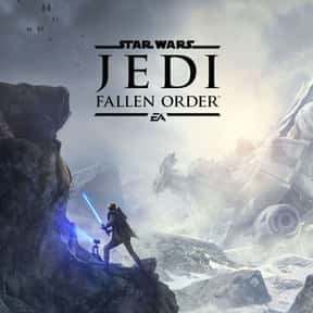 Star Wars Jedi: Fallen Order is listed (or ranked) 3 on the list The Most Popular Xbox One Games Right Now
