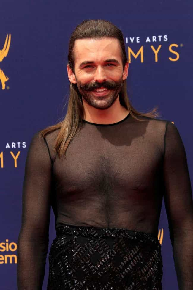 Jonathan Van Ness is listed (or ranked) 1 on the list Famous People With HIV