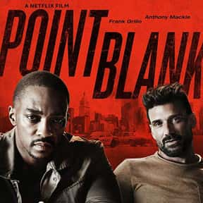 Point Blank is listed (or ranked) 25 on the list The Best Marcia Gay Harden Movies