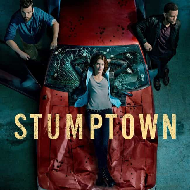 Stumptown is listed (or ranked) 3 on the list What To Watch If You Love 'Monk'