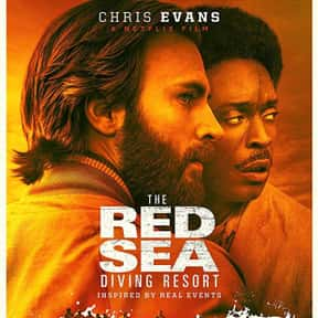 The Red Sea Diving Resort is listed (or ranked) 15 on the list The Best Movies Streaming on Netflix