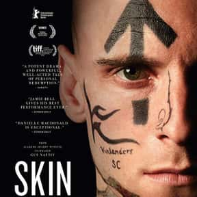 Skin is listed (or ranked) 23 on the list The Best Vera Farmiga Movies