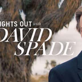 Lights Out With David Spade is listed (or ranked) 24 on the list The Best Late Night Talk Shows of All Time