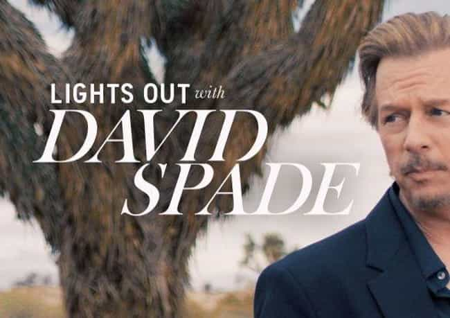 Lights Out With David Spade is listed (or ranked) 6 on the list The Best New Late Night Shows of the Last Few Years