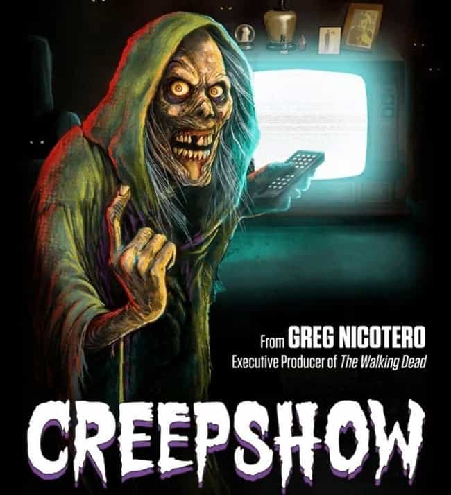 Creepshow is listed (or ranked) 2 on the list The Best New Horror TV Shows Of 2019