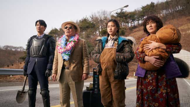 The Odd Family: Zombie O... is listed (or ranked) 3 on the list The Best Korean Zombie Movies Of All Time