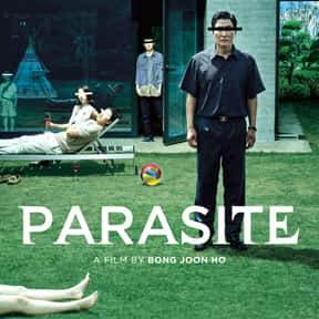 Parasite is listed (or ranked) 1 on the list The Best Korean Thrillers Of All Time