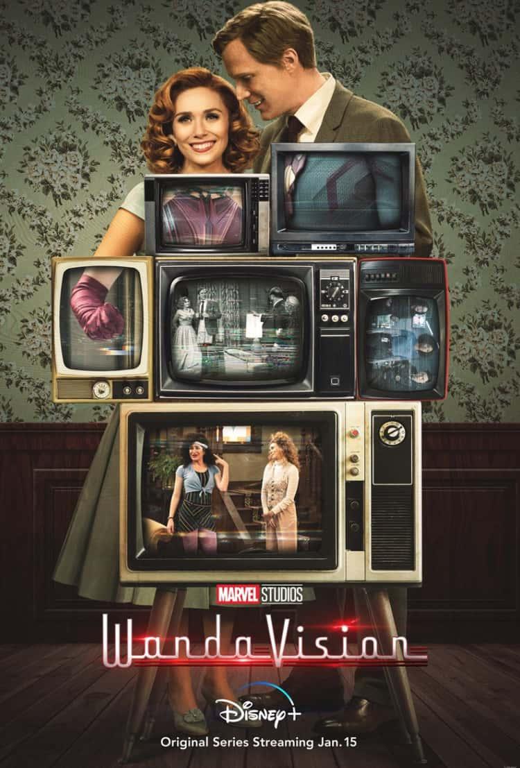 'WandaVision' The First MCU Disney+ Series Debuts on January 15, 2021