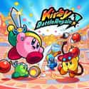 Kirby Battle Royale is listed (or ranked) 21 on the list The Most Popular Battle Royale Video Games Right Now