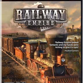 Railway Empire is listed (or ranked) 16 on the list The Best PlayStation 4 Simulation Games