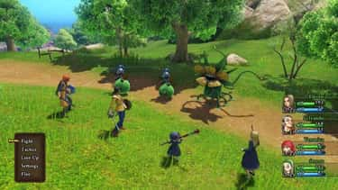 Dragon Quest XI is listed (or ranked) 2 on the list 15 Awesome PS4 JRPGs You Should Be Playing