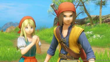 Dragon Quest XI: Echoes of an  is listed (or ranked) 1 on the list Immerse Yourself In The 25 Best JRPGs Currently Available On The Nintendo Switch