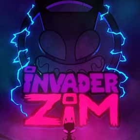 Invader Zim: Enter the Florpus is listed (or ranked) 21 on the list The Best Netflix Original Sci-Fi Movies