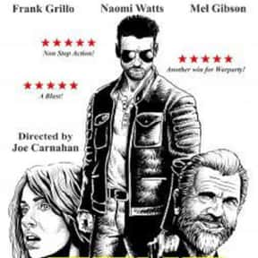 Boss Level is listed (or ranked) 18 on the list The Best Frank Grillo Movies