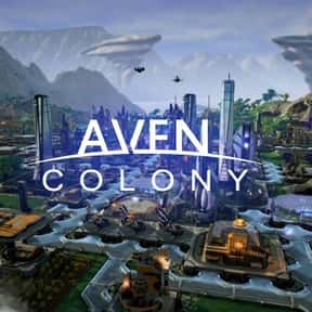 Aven Colony is listed (or ranked) 21 on the list The Best Building Games On Steam
