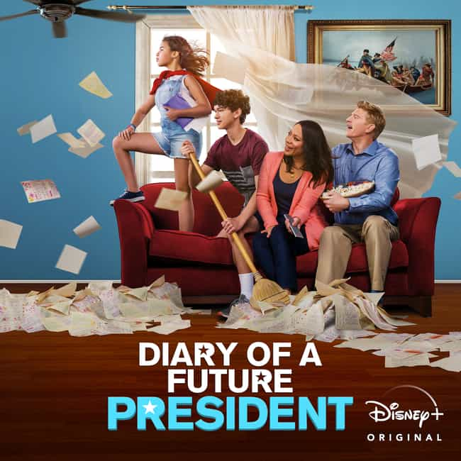 Diary of a Future Presid... is listed (or ranked) 3 on the list What To Watch If You Love 'Saved By The Bell'