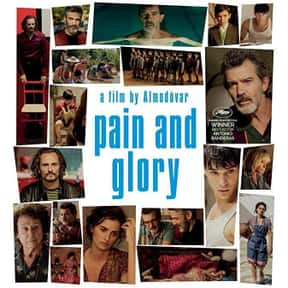 Pain and Glory is listed (or ranked) 2 on the list The Best Spanish Language Movies Of 2019