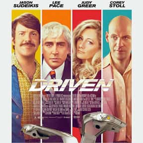 Driven is listed (or ranked) 11 on the list The Best Lee Pace Movies