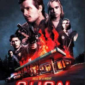 Burn is listed (or ranked) 15 on the list The Best Josh Hutcherson Movies
