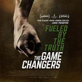 The Game Changers is listed (or ranked) 23 on the list Life-Changing Documentaries You've Got to See