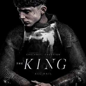 The King is listed (or ranked) 20 on the list The Best Robert Pattinson Movies