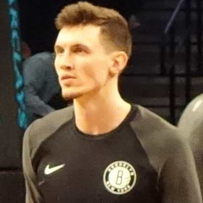 Rodions Kurucs is listed (or ranked) 1 on the list Athletes Charged with Domestic Violence