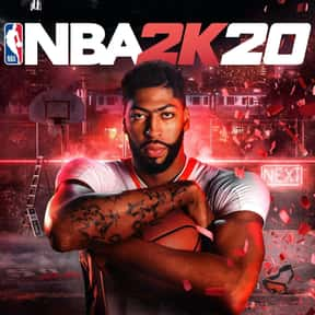 NBA 2K20 is listed (or ranked) 1 on the list The Most Popular Sports Video Games Right Now